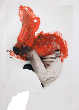 hombre-girado-con-pintura-naranja-para-contar-la-verdad-1378406496_b